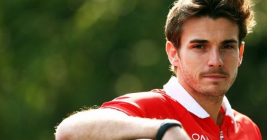 Jules Bianchi (FRA) Marussia F1 Team. 11.04.2013. Formula 1 World Championship, Rd 3, Chinese Grand Prix, Shanghai, China, Preparation Day.