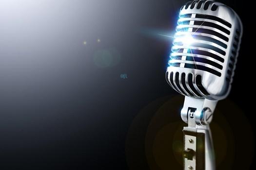 parola protagonisti microfono intervista