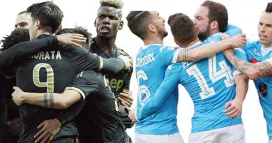 Juventus Napoli
