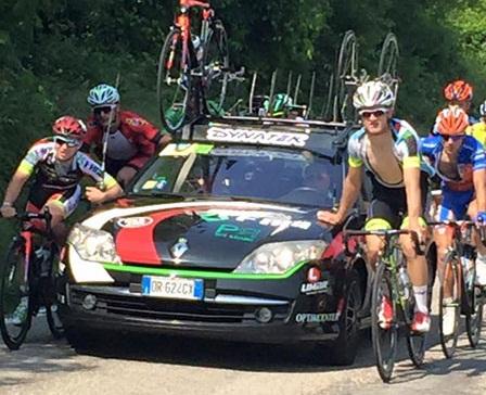 traino ciclismo