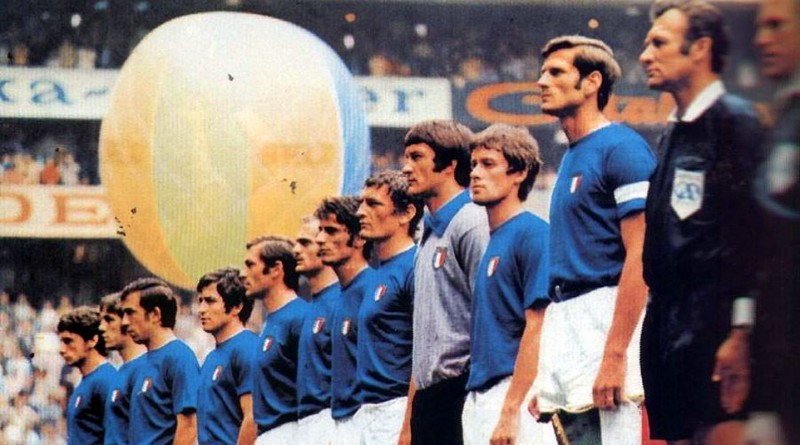 Italia-germania 1970